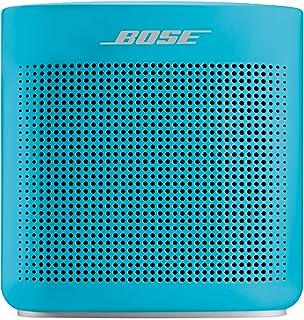 Bose 752195-0500 SoundLink Colour Bluetooth Speaker II, Aquatic Blue