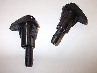 Orificios Dobles para Nissan LIUXIA 2 boquillas de pulverizador para Parabrisas de Coche de la Marca