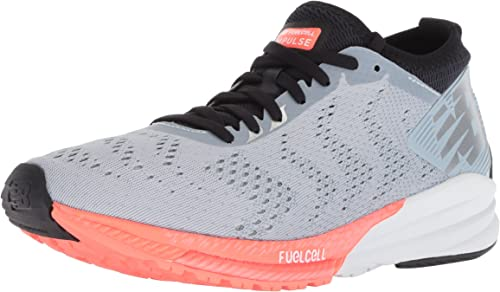 New Balance Wohommes Impulse V1 FuelCell FonctionneHommest chaussures, Light gris, 10 D US
