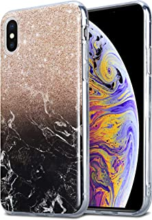 marble effect phone cover