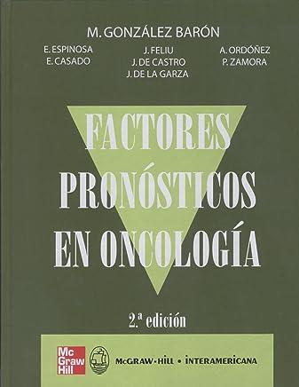Factores pronosticos en oncologia
