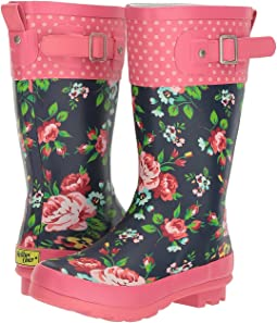 Western Chief Kids - Classic Tall Rosie Rain Boot (Little Kid/Big Kid)