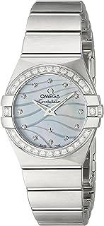 Women's 12315246057001 Constellation Analog Display Swiss Quartz Silver Watch