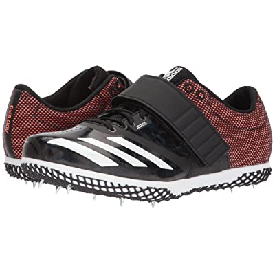 adidas Running adiZero HJ (Core Black/Solar Orange/Footwear White) Running Shoes