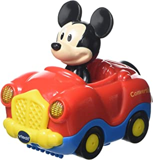 Vtech Toot-Toot Drivers'r Mickey Convertible (Vtuk) 1 of Piece