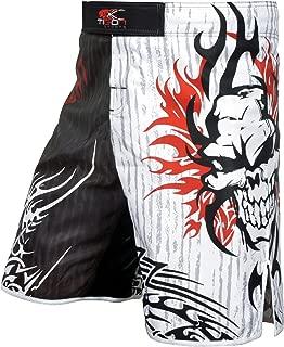 Tigon Sports MMA Shorts Gel Fight UFC Grappling Short Kick Boxing Muay Thai Cage Pants Gym