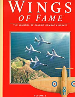 Wings of Fame, The Journal of Classic Combat Aircraft - Vol. 5