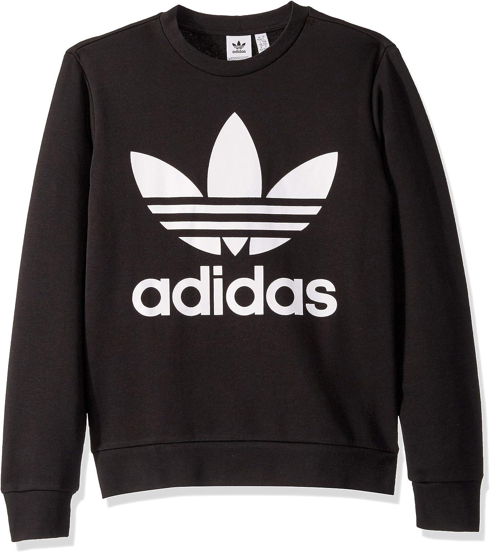 adidas Originals Kids' Trefoil Crew Sweatshirt