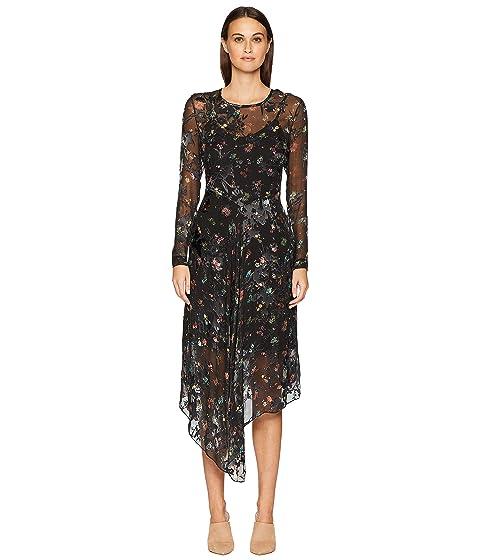 Preen by Thornton Bregazzi Sally Dress with Black Slip