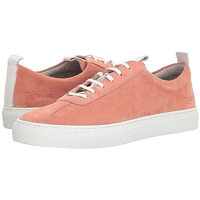 Grenson Suede Sneaker (Seashell) Women