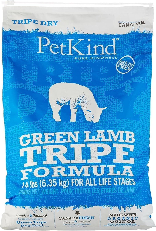 PetKind Tripe Dry Formula  Lamb  14 by PetKind