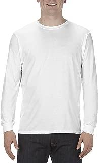 AAA Men's Ultimate Lightweight Ringspun Long Sleeve T-Shirt
