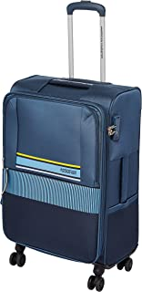 حقيبة سفر متوسطة الحجم ناعمة من امريكان تورستر - ازرق عتيق، 69 سم