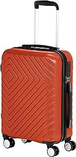 AmazonBasics Geometric Luggage 18-inch international carry-on