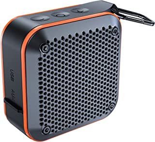$114 » Odekai Bluetooth Speakers, Portable Wireless Bluetooth Speakers with 5W HD Sound and Bass, IPX7 Waterproof, 12H Playtime,S...