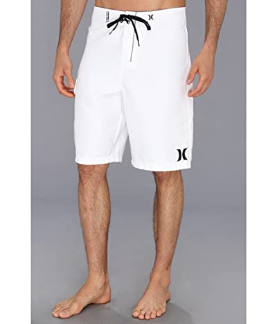 Hurley One Only Boardshort 22 (White) Men