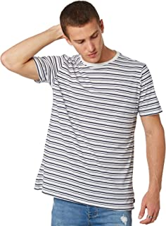 Swell Men's Disclose Mens Tee Crew Neck Short Sleeve Cotton