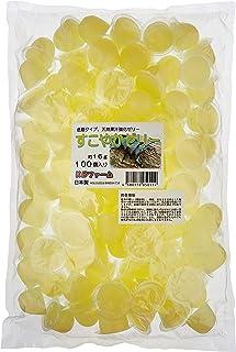 KBファーム すこやかゼリー カブトムシ・クワガタ用 16g×100個入