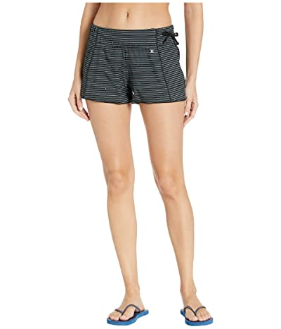 Hurley Phantom Southside Waverider Boardshorts (Black) Women