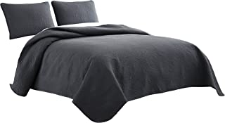 Best charcoal gray bedding Reviews