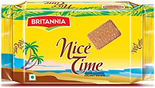 Britannia Nice Time Biscuits - 100 gm