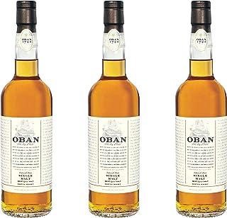 Oban 14 Years/Jahre, 3er, Single Malt, Whisky, Scotch, Alkohol, Alokoholgetränk, Flasche, 43%, 700 ml, 75906