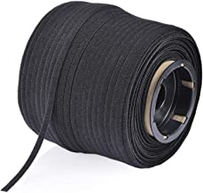 VELCRO Brand Roll ONE-WRAP Bundling Ties, Black, 12.5mm x 22.86m 200Y (152081)