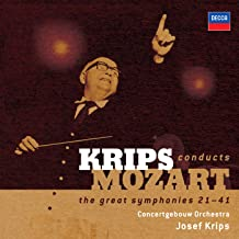 Mozart: Symphonies Nos.21/41