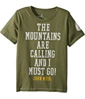 PEEK - Mountains are Calling Tee (Toddler/Little Kids/Big Kids)