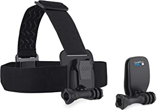 GoPro Head Strap + QuickClip (All GoPro Cameras) -...