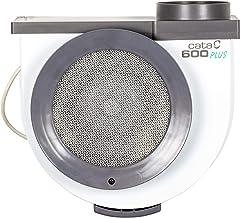 Cata 600 Plus 2 Vel Extractor centrífugo de Cocina, 105 W,