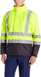Helly Hansen Workwear Men's Alta High Visibility Insulated Jacket