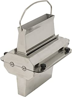 American Eagle Food Machinery AE-JS12H Jerky Slicer Attachment Stainless Steel Fits Hub