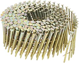 Metabo HPT 13335HPT 2 in. x 0.092 Ring 3.6M Electro-Galvanized Round-Head Wire Coil Siding Nails for NV65AH (3,600-Pack)