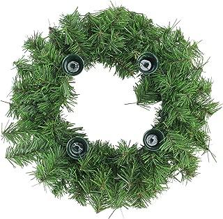 Best rustic advent wreath Reviews