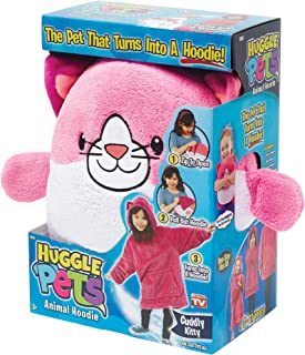 Ontel Huggle Pets Kitty Animal Hoodie
