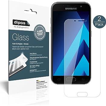 dipos I 2X Protector de Pantalla Compatible con Samsung Galaxy A5 ...