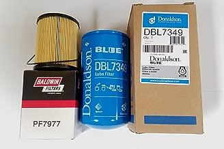 Set Oil (DBL7349) & Fuel (PF7977) Filters - Dodge Ram Cummins 5.9L