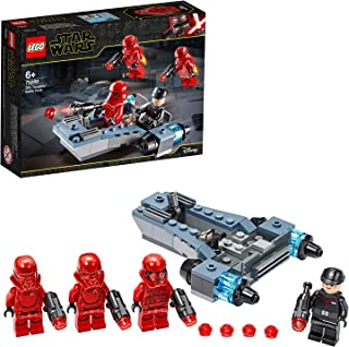LEGO Star Wars 75266 Sith Troopers Battle Pack Building Kit (105 Pieces)