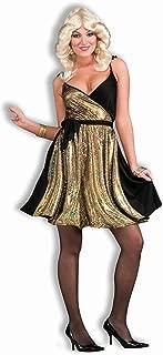 Best 70's gold disco dress Reviews