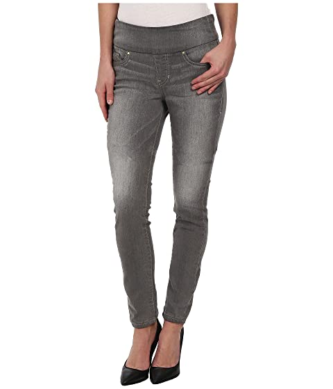 Pull Knit Denim Antique Tin Skinny Jag Nora Jeans On in AXfwE1q