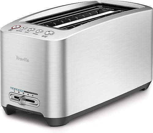 Breville-BTA830XL-Die-Cast-Smart-Toaster-4-Slice-Long-Slot-Toaster