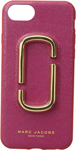 Marc Jacobs - Double J Saffiano iPhone 7/ iPhone 8 Case