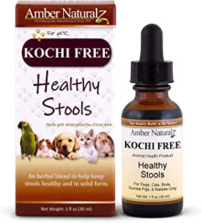 Amber Naturalz - Healthy Stools - for pets - 1 Ounce