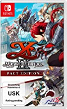 Ys IX: Monstrum Nox Pact Edition (Nintendo Switch)