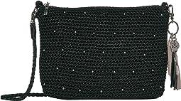Black Sparkle Beads