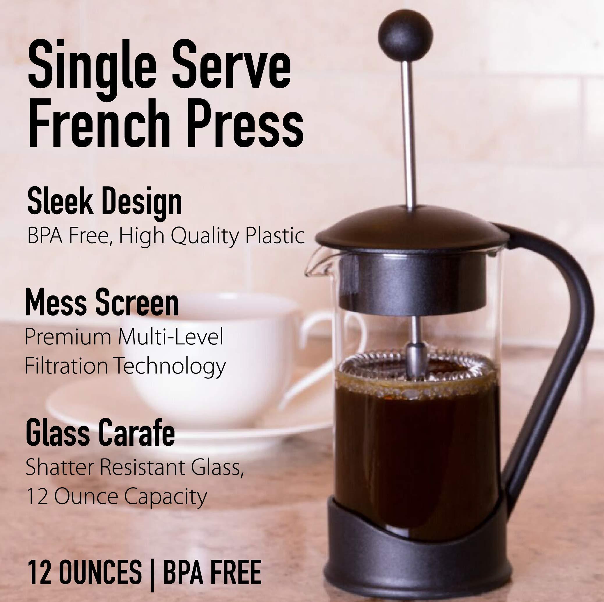Clever Chef - Cafetera de Prensa Francesa - Café con un Gran Sabor ...