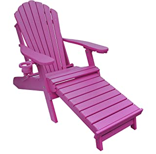 Cool Amazon Com Purple Adirondack Chairs Chairs Patio Lawn Unemploymentrelief Wooden Chair Designs For Living Room Unemploymentrelieforg