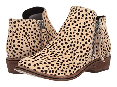 Dolce Vita Sutton (Leopard Calf Hair) Women