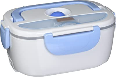 EBH-01 Electric Heating Lunch Box, Light Blue